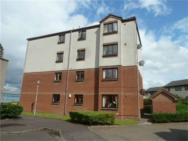 2 Bedrooms Flat for sale in Russell Street, Johnstone, Renfrewshire