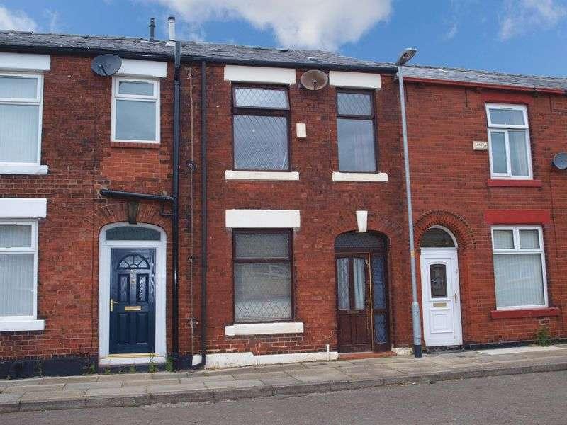 2 Bedrooms Terraced House for sale in Louise Street, Smallbridge, OL12 9RT