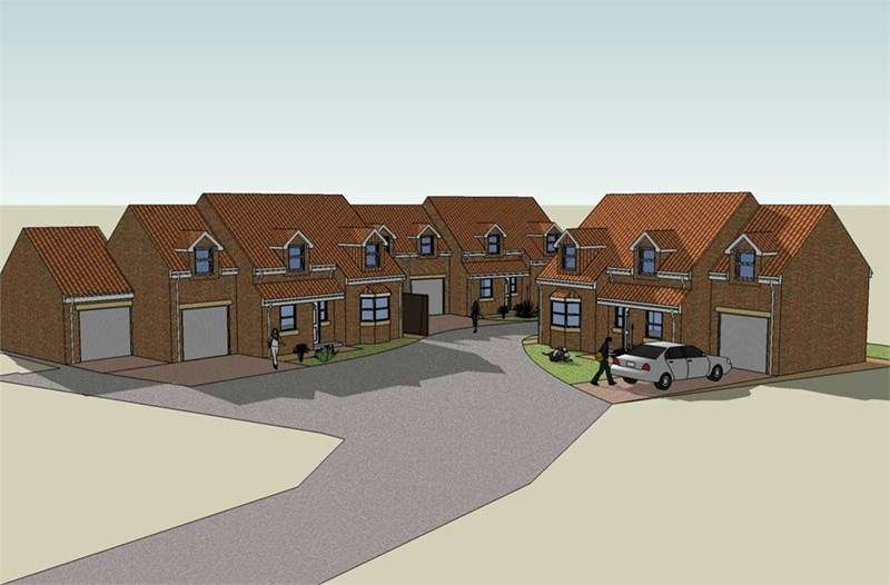 Land Commercial for sale in Station Road, Laughton Common, SHEFFIELD