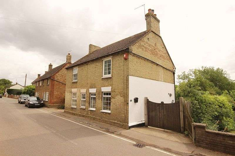 2 Bedrooms Semi Detached House for sale in High Street, Clophill