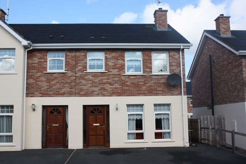 3 Bedrooms Semi Detached House for sale in 43 Birchdale Manor, Lurgan