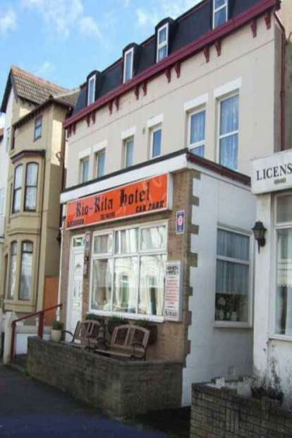 10 Bedrooms Hotel Gust House for sale in WITHNELL ROAD BLACKPOOL SOUTH SHORE