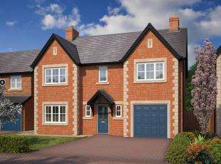 4 Bedrooms Detached House for sale in Blackpool Road, Kirkham, Lancashire, PR4
