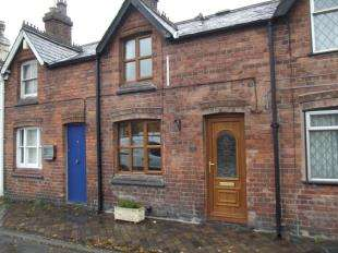 2 Bedrooms Terraced House for sale in Elm Cottages, Chester Road, Padeswood, Mold, CH7