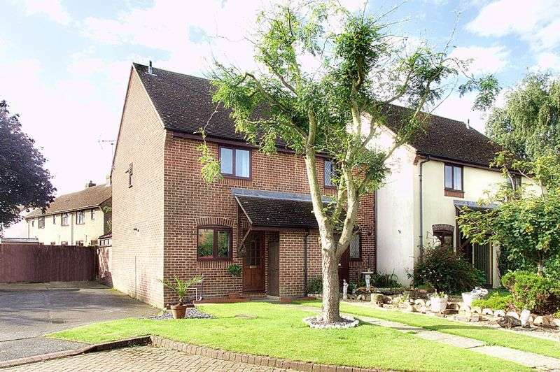 2 Bedrooms Terraced House for sale in Highfield Lane, Oving PO20