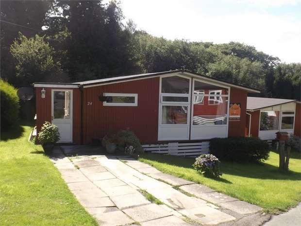 3 Bedrooms Detached House for sale in Erw Porthor Chalet, Tywyn, Gwynedd