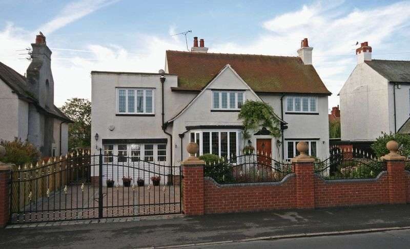 4 Bedrooms Detached House for sale in West Drive, Thornton-Cleveleys