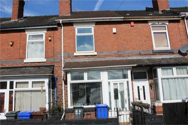 2 Bedrooms Terraced House for sale in Duke Street, Stoke-on-Trent, Staffordshire