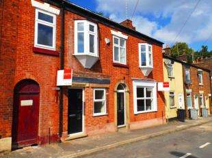 2 Bedrooms Terraced House for sale in London Road, Macclesfield, Cheshire