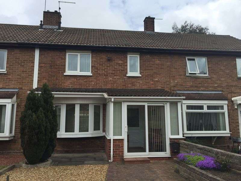 2 Bedrooms Terraced House for sale in Newark Close, Peterlee