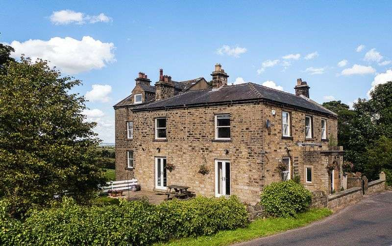 5 Bedrooms Property for sale in Moor House, Farnley Road, Farnley Tyas, Huddersfield
