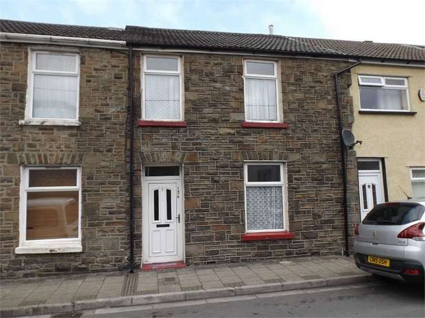 3 Bedrooms Terraced House for sale in Glanaman Road, Cwmaman, Aberdare, Mid Glamorgan