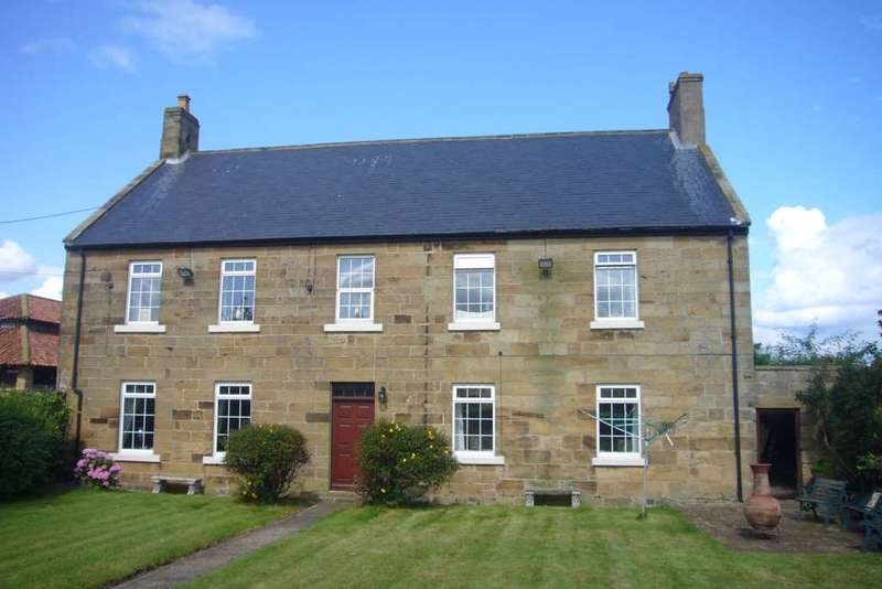 6 Bedrooms Farm House Character Property for sale in Tofts Farm, Saltburn By The Sea