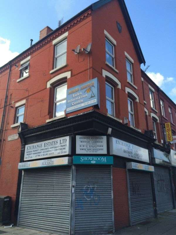 2 Bedrooms Flat for sale in Aigburth Road Aigburth L17