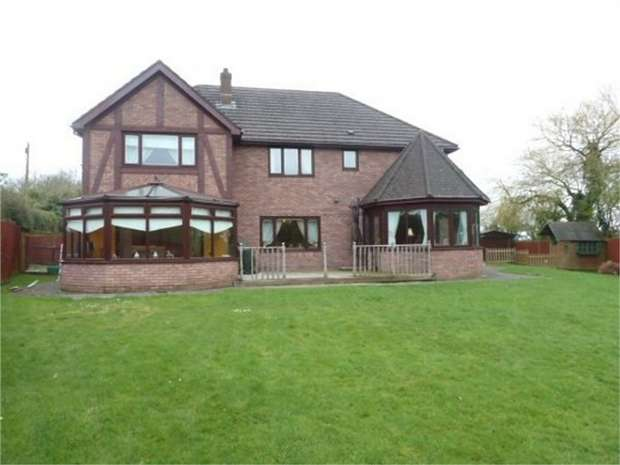 5 Bedrooms Detached House for sale in Oaklands Terrace, Ty Coch, CWMBRAN