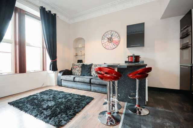 2 Bedrooms Flat for sale in Sidney Street, Arbroath, Angus, DD11 1LG