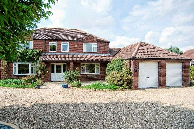 4 Bedrooms Detached House for sale in Gunthorpe, DN9