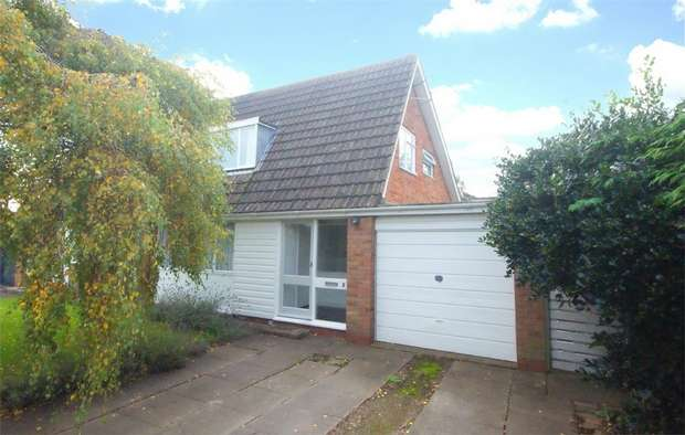 2 Bedrooms Semi Detached House for sale in HEREFORD