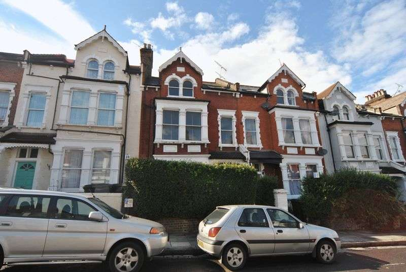 2 Bedrooms Flat for sale in Church Lane, Crouch End, N8
