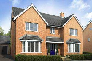 5 Bedrooms Detached House for sale in Clarence Park, Tingewick Road, Buckingham, Buckinghamshire