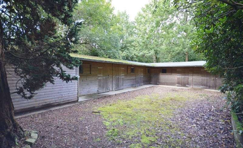 Property for sale in Wishanger Lane, Churt, Farnham
