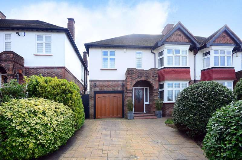 5 Bedrooms Semi Detached House for sale in Belltrees Grove, Streatham, SW16