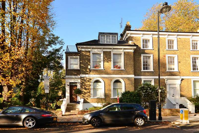 4 Bedrooms House for sale in Canonbury Park North, Canonbury, N1