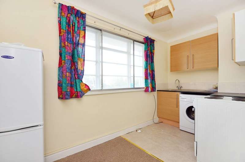 2 Bedrooms Flat for sale in Western Avenue, Acton, W3