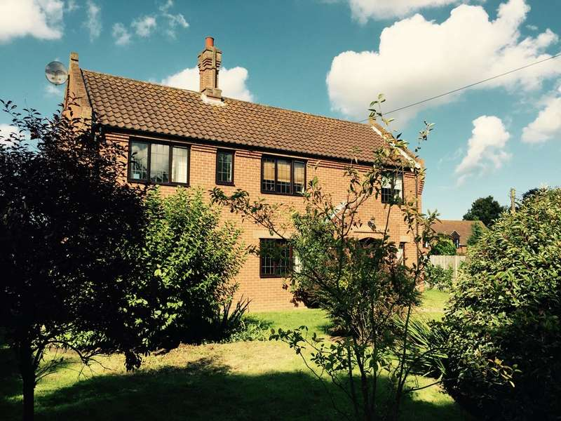 4 Bedrooms Detached House for sale in Holt, Norfolk