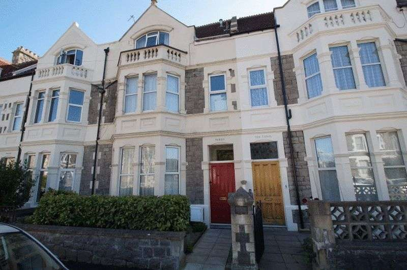 1 Bedroom Flat for sale in Milburn Road, Weston-Super-Mare