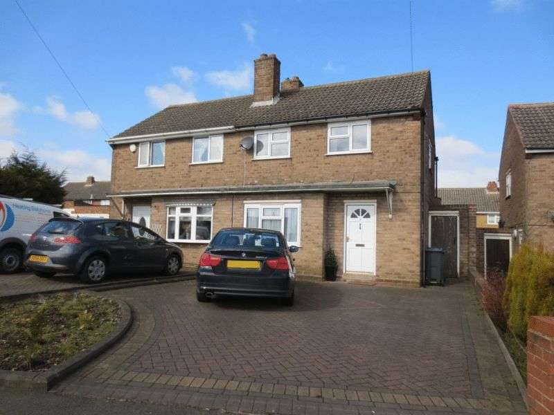 2 Bedrooms Semi Detached House for sale in Gilbert Avenue, Oldbury