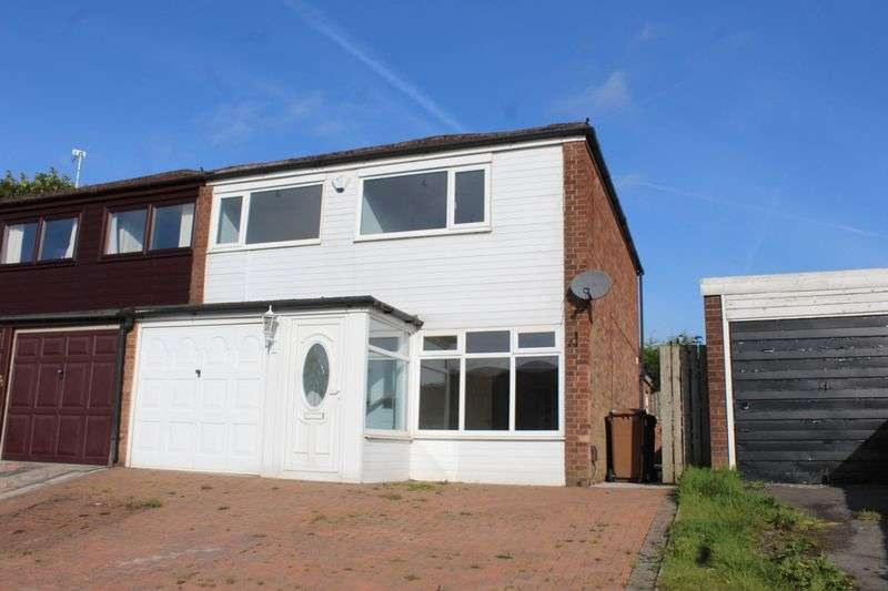 3 Bedrooms Semi Detached House for sale in Shawclough Way, Rochdale