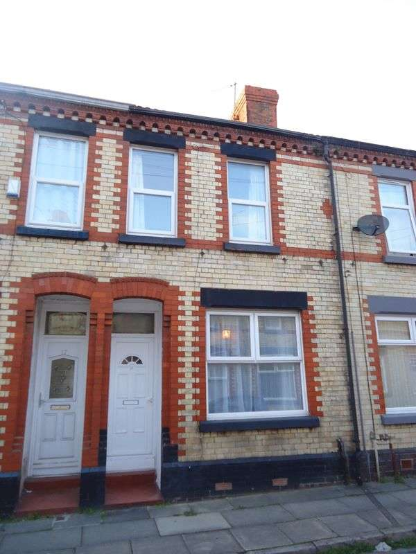 2 Bedrooms Terraced House for sale in Clifton Street, Liverpool