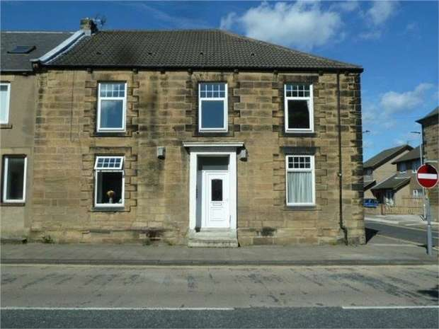 7 Bedrooms End Of Terrace House for sale in Front Street East, Bedlington, Northumberland