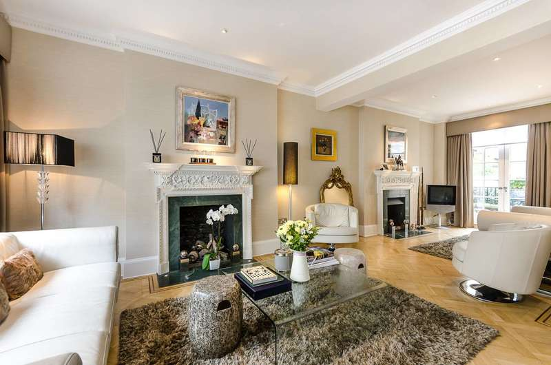 5 Bedrooms House for rent in Trevor Place, Knightsbridge, SW7