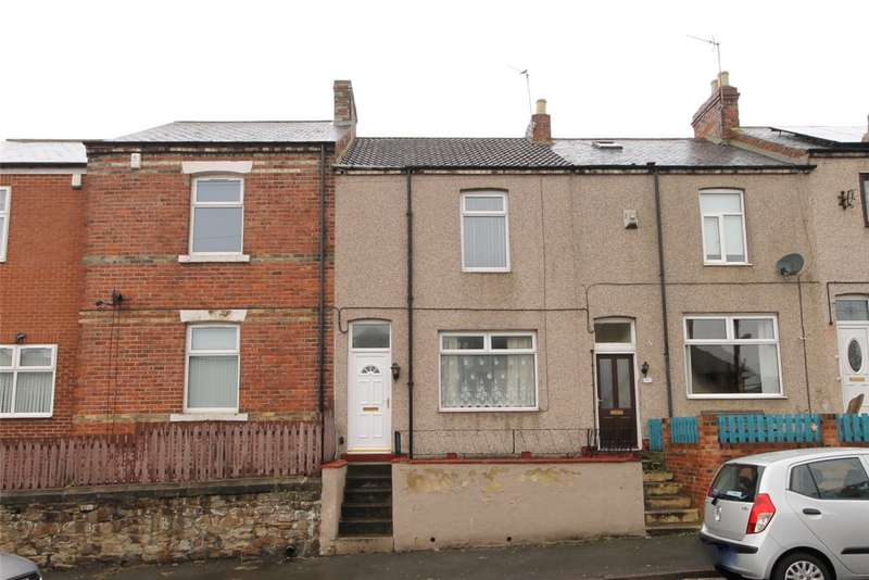 2 Bedrooms Terraced House for sale in St Andrews Terrace, Bishop Auckland, County Durham, DL14
