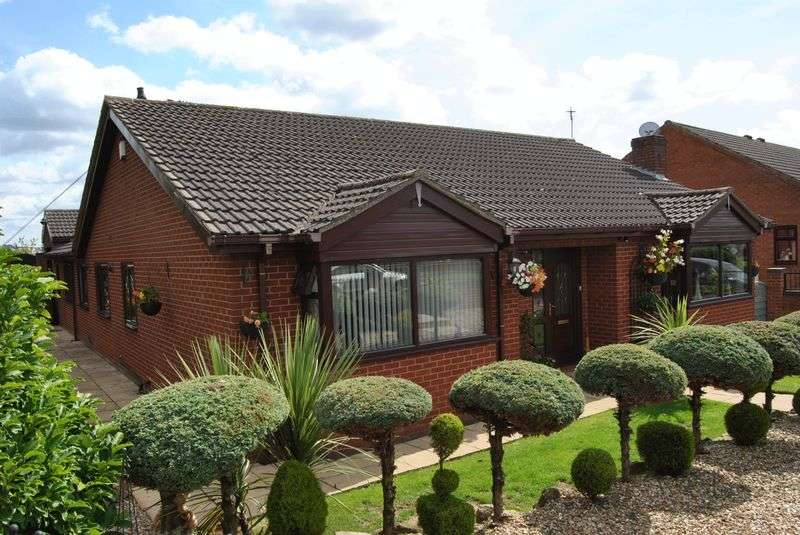4 Bedrooms Detached Bungalow for sale in Crowberry Drive, Scunthorpe