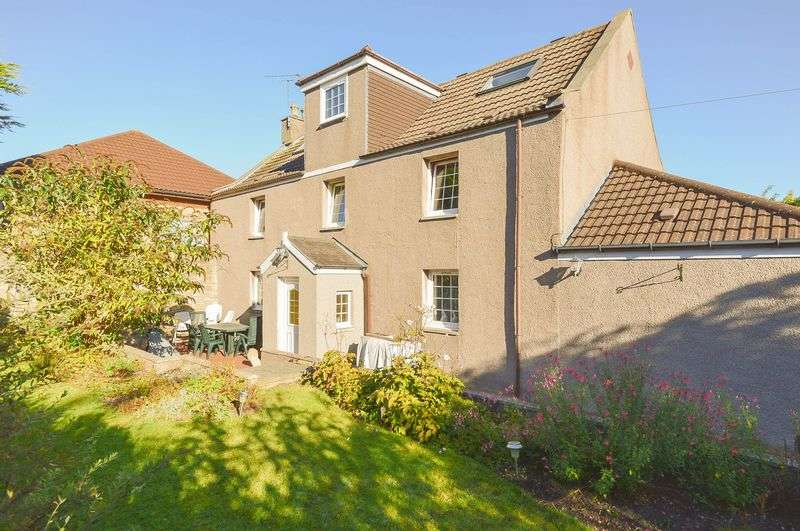 4 Bedrooms Detached House for sale in 120 Ravenscroft Street, Gilmerton, Edinburgh, EH17 8QS