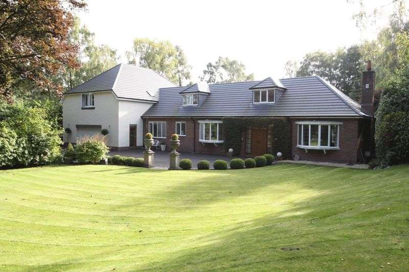 5 Bedrooms Detached House for sale in Whitmore Heath, Newcastle