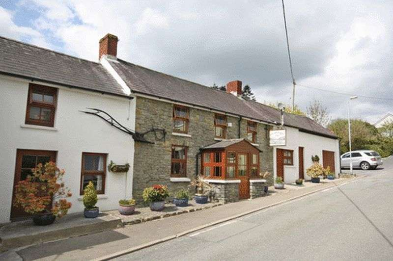 Property for sale in FELINGWM UCHAF, CARMARTHEN