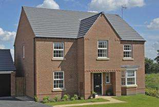 4 Bedrooms Detached House for sale in Hilary Bevins Close, Higham On The Hill