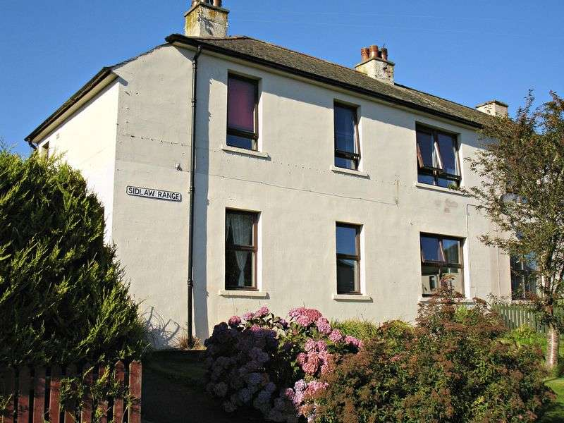 3 Bedrooms Flat for sale in Sidlaw Range, Kirriemuir
