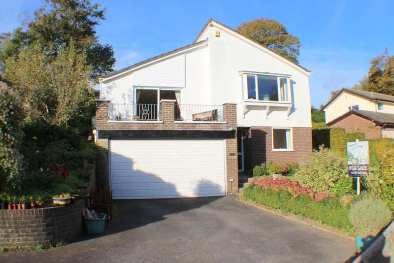 4 Bedrooms Detached House for sale in Forest Hill, Bideford