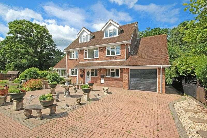 5 Bedrooms Detached House for sale in Cobswell House, Beaulieu, The New Forest