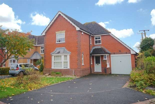 4 Bedrooms Detached House for sale in Bartestree, Hereford