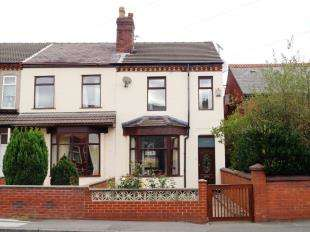 3 Bedrooms End Of Terrace House for sale in Crow Lane West, Newton-Le-Willows, Merseyside