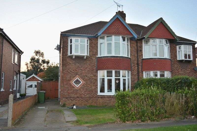 3 Bedrooms Semi Detached House for sale in Hamilton Road, Scunthorpe