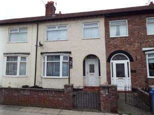 3 Bedrooms Terraced House for sale in Dovercliffe Road, Liverpool, Merseyside, L13