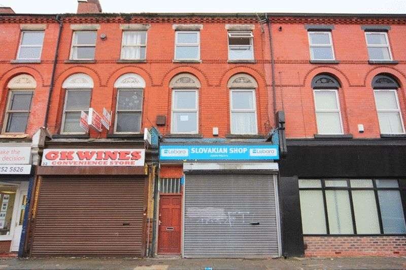 5 Bedrooms Terraced House for sale in Lawrence Road, Wavertree, Liverpool, L15
