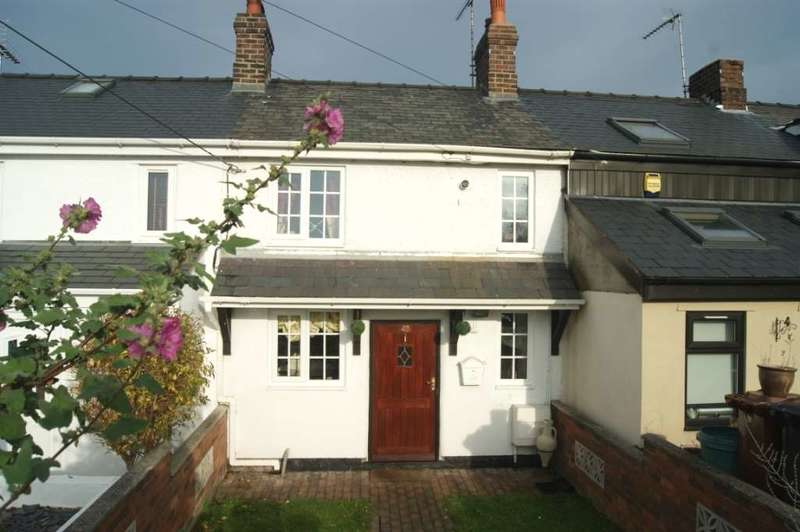 2 Bedrooms Terraced House for sale in Ewloe Place, Buckley, Flintshire, CH7 3NJ